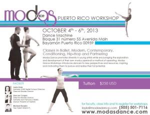 MODAS Workshop PR